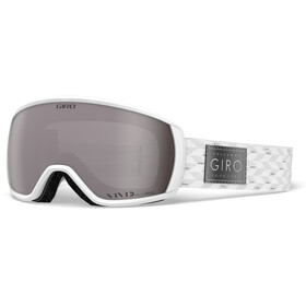 Giro Facet goggles Dames wit/zilver